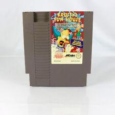 Krusty's Fun House (NES Nintendo module) * TOP * PAL-B *