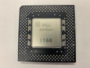 Processeur Intel pentium i166