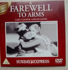 Classic Movie - A Farewell to Arms - Gary Cooper, Helen Hayes   - Promo DVD