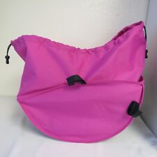 Fuchsia Pink UnderSeat Storage Basket for Bugaboo Cameleon Baby Stroller Chassis