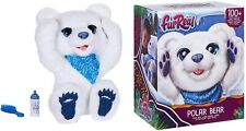 FurReal Friends Polar Bear Cub Interactive Plush Pet Ages 4 Toy Baby Doll Play