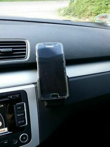 VW Handyhalterung 68-92mm Smartphone Aufnahme Konsole Adapter Ladeschale