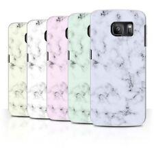 Étuis, housses et coques blancs Samsung Galaxy S7 pour téléphone mobile et assistant personnel (PDA) Samsung