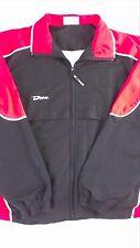 Dita Windbreaker Jacket Lined Womens XL Zip Pockets Fitness Vented Breathers
