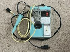 Weller Soldering Station Wtcp N With Tc202 Power Supply Amp Tc201 Solder Iron Pencil
