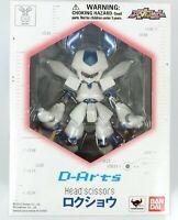 Bandai D-Arts Medarot Rokusho Head Scissors Medabots Action Figure US Seller