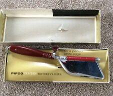 Vintage Retro PIFCO Electric Trouser Press Original Box & Instructions 1950s