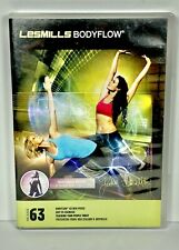 Les Mills BODY FLOW 63 DVD, Notes NO CD bodyflow balance
