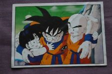 VIGNETTE STICKERS PANINI  DRAGONBALL Z TOEI ANIMATION N°57