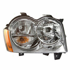 Fits For 2005 2006 2007 Jeep Grand Cherokee Headlight Right Side 55156350AK