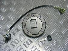 Yamaha FZS600 FZS 600 Fazer 5DM 2000 Seat Lock & Fuel Cap & Key 594