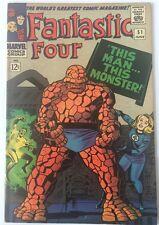 Fantastic Four #51 Marvel Comics June 1966