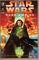 Star Wars Dark Empire #6-1992 vf/nm 9.0 1st STANDARD cover version last issue