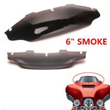 Smoke Windshield Windscreen For Harley Electra Street Glide FLHX FLHT Tour US