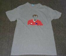 HSV Hamburger SV Shirt Trikot Marcelo Diaz Tomorrow My Friend grau L