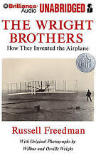 USED (VG) The Wright Brothers: How They Invented the Airplane by Russell Freedma
