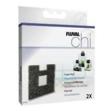 Fluval Chi Aquarium Replacement Foam Pad 2 Pack