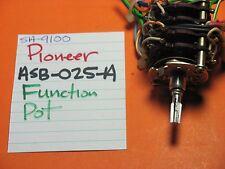 PIONEER ASB-025-A FUNCTION POT SA-9100
