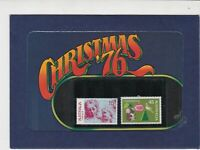 Australia 1976 Christmas Stamps Presentation Pack ref R 16724