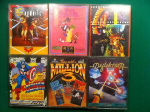 Amstrad Schneider CPC Spiele