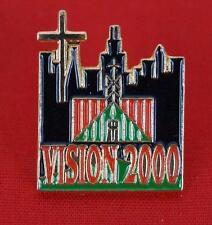 Vision 2000 Pin Pinback
