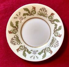 T&V Limoges Hand Painted 5 1/2 in plate cir early 1900's flower design