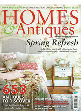 HOMES AND ANTIQUES MAGAZINE MAY 2017 ISSUE 293 INSPIRING,INFORMATIVE,ESSENTIAL