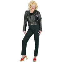 Grease Cool Sandy Adult Womens Costume Size Medium 10-12