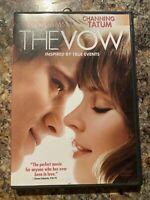 The Vow - (DVD only/ No Digital Code) Channing Tatum & Rachel McAdams