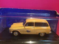 SUPERBE SIMCA ARONDE P60 RANCH LA POSTE 1962 NEUF SOUS BLISTER 1/43 M6