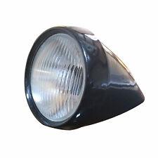 TUK BAJAJ AUTO RICKSHAW TWO STROKE FRONT HEAD LAMP COMPLETE WITH 12 V BULB