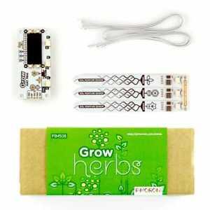 Pimoroni Grow Kit + Herb Pack