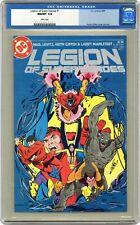 Legion of Super-Heroes #1 CGC 9.8 1984 0058621029