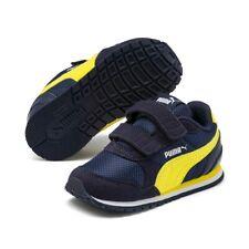 Puma St Runner Mesh v2 V Inf Baby Sneaker Retro 367137 Peacoat Blau