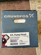 GRUNDFOS 96406031 Pompa Testa, 3 x 415v UPS 65 - 120, 340