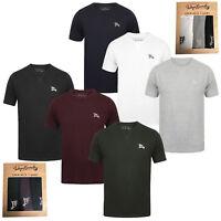 Tokyo Laundry Mens Koppelo 3 Pack T Shirt Luxury Crew Neck Short Sleeve Tee Top