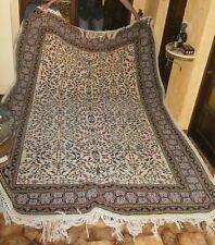Tapis artisanal tunisien Laine 1er choix 2008 - 3 x 2 = 6 m² - 21 kg - Superbe !