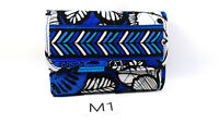 Vera Bradley Euro Wallet BLUE BAYOU - NWT Exact Item M1