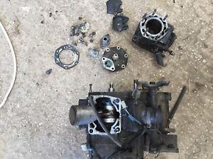 Honda NSR125 R NSR 125 R Engine Parts Crank Cases Gears Generator Barrel 2001