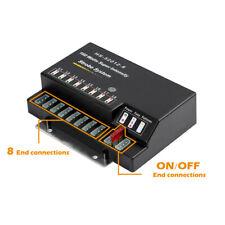 Hideaway Strobe Light Kit Control Box Replacement Emergency Warning 8 Bulbs 160w