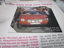 Das war die DDR Alltag Einkaufen Der LAda hieß einst Shiguli