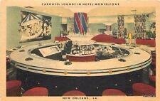 1940s Carousel Lounge Hotel Interior New Orleans Louisiana Alphonse 3091