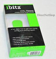 iBitz Unity-Parents Green Kiwi Wireless Family Fitness Monitor