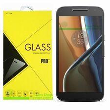 Premium Tempered Glass Screen Protector For Motorola Moto G4 XT1625