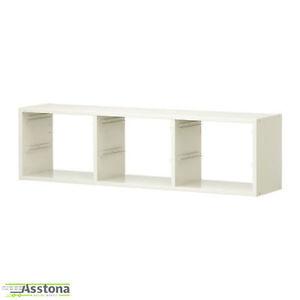 IKEA TROFAST Regalrahmen  99x30cm in weiß  Aufbewahrung  Spielzeug Regal