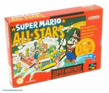Super Mario All-Stars Nintendo SNES PAL Video Games