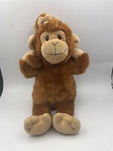 Gund Greetings We Got Your Back Monkeys 4031020 Baby Plush Stuffed Toy Animal