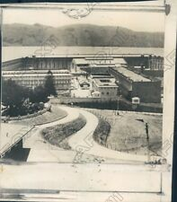 1928 California General View of the San Quentin Penitentiary Press Photo