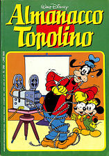 [331] ALMANACCO TOPOLINO ed. Mondadori 1981 n.  298 stato Ottimo