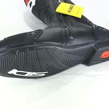 Botas de color principal negro talla 45 para motoristas